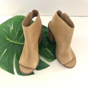 "STEVE MADDEN ""Terra"" Leather booties"